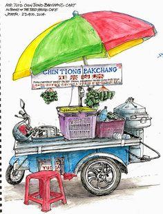 Johor Bahru Coffeeshops (Kopitiams)
