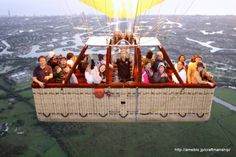 """""""Amazing!""""ゴールドコーストの熱気球サンライズツアーを体験!"""