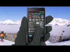 #Skitude para #iPhone #App, consulta el estado de tu #pistas de #esquí
