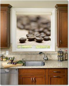 kuchnia z kawą