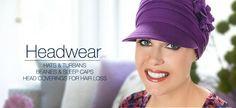 Chemo Headwear   Cancer Headwear   Headcovers