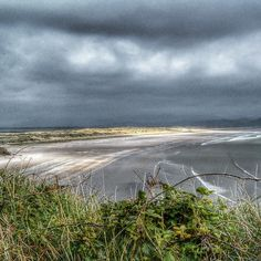 Irlanda spiagge incontaminate  #silent #sky #clouds #seaside #sea #mare #ocean #nuvole #beach #naturelovers #nature #naturephotography #natural #irlanda #ireland #beautiful #beauty #iger #igdaily #ig_captures #travel #inverno #instadaily #instamood