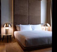 Atollo vico magistretti oluce 239 gold luminaire lighting design signed 27064 product