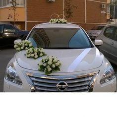Beyaz Nissan Gelin Araba, Tıkla.. En Uygun Fiyatlara Süsleyelim.. Beyaz Nissan Gelin Araba