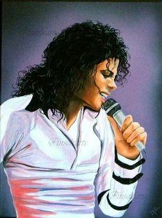 Michael Jackson Art R.I.P. MJ ❤