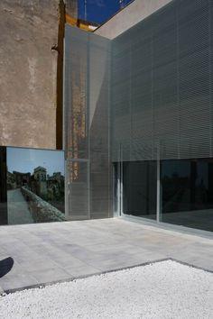 Sede del CTAV en La Costera, Xàtiva, realizado por Juan Marco Marco y VMC35 Estudio de Arquitectura.