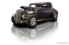 1934 Chevrolet Outlaw Coupe 582 V8 760 HP