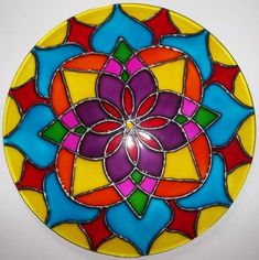Recycling crafts with CDs- the best upcycling ideas to decorate your home and garden recycling craft with cds upcycling ideas mandala pictures