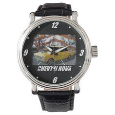 1963 Chevy II Nova Wrist Watches
