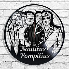 Nautilus Pompilius rock band design wall clock, Nautilus ... https://www.amazon.com/dp/B07776TBJB/ref=cm_sw_r_pi_dp_U_x_QPLzAbCZWE1DH