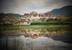 Tibet dan everest
