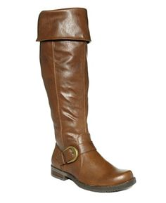 My new boots that I bought at macys!! I have big calves and they fit over them, plus i can tuck my jeans in! BOOM!