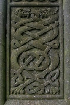 In Glasnevin Cemetery, Dublin, Ireland