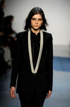 Winter 2014 trend: tuxedo chic - Richmond Fashion News | Examiner.com
