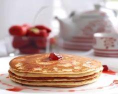 Pancakes sans beurre