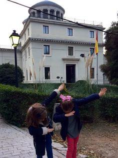 """Durante la Semana de la Ciencia 🔎🏔🌋 una de las actividades más solicitadas fue """"Los guardianes del volcán"""" en el Real Observatorio de Madrid"""