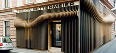 wave steel architect - Google Search