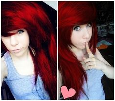 red hair xoxo