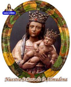 Leamos la BIBLIA: Nuestra Señora de la Almudena