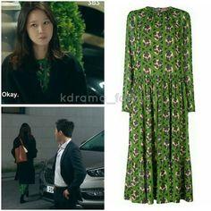 Gong Hyo Jin wore No21 Floral Print Dress £1106.52 in Jealousy Incarnate Drama Episode 17. Her coat unknown yet ☺. Photo credit to rightful owner.  #gonghyojin #공효진 #질투의화신 #패션 #스타패션 #패션스타그램 #드레스 #no21 #jealousyincarnate #style #fashion #kdrama_fashion #likes  #starstyle #kdramastyle #mididress #pyonari #표나리 #스타일 #인스타그램 #gongvely #rovvxhyo #picoftheday #gonghyojinstyle #lookoftheday  #kfashion #kstyle #fashiongram