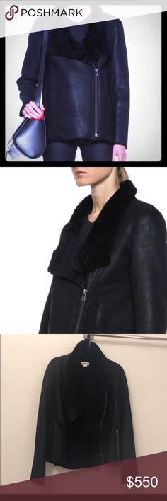 Helmut Lang Shearling Jacket. Helmut Lang Shearling Jacket. Never worn. Helmut Lang Jackets & Coats