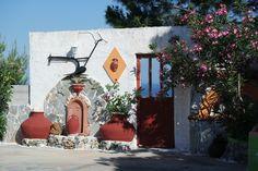 Taverne Panorama Samos, Panorama, Bar, Painting, Painting Art, Paintings, Paint, Draw