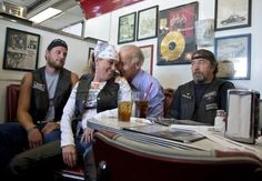 Politicians will do practically anything to get elected, as demonstrated by a picture taken Sunday showing Vice President Joe Biden with a female biker sitting on his lap at Cruisers Diner in Seaman, Ohio.HT ~>http://www.examiner.com/article/stunning-photo-shows-female-biker-joe-biden-s-lapThe loo