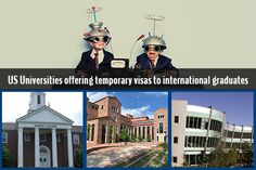 "US Universities Offering Temporary ""On-Campus"" Visas To International Graduates"