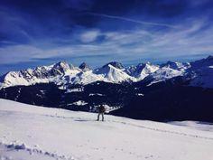 Blauer Himmel & Schnee = #perfectweekendescape