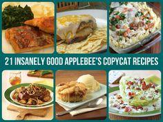 21 Insanely Good Applebee's Copycat Recipes