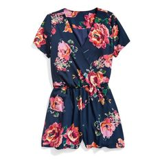 Flower romper.Try Stitchfix subscription box! Best personal styling service. Fill out your style profile, schedule a fix and enjoy! See more patterns that totally rule at stitchfix! Spring/summer 2017 inspiration. #sponsored #stitchfix