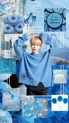 #Jimin perfect blue