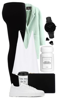 """#40"" by oneandonlyfashion ❤ liked on Polyvore featuring CLUSE, Gestuz, Cushnie Et Ochs, Whistles and Jil Sander"