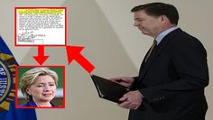 BOOM! After Hillary Called FBI Liars, They Leaked 1 Document She Never Wanted ANYONE TO SEE