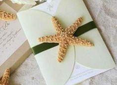 tarjetas de boda, Invitaciones para bodas playeras; Tarjetas de bodas playeras; Tips de bodas playeras