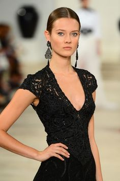 Evening gown, couture, evening dresses, formal and elegant Ralph Lauren