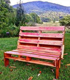 pallet bench - Google Search