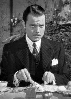 Orson Welles - Citizen Kane - 1941