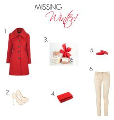 """""""Missing Winter!"""" by ladygatsby ❤ liked on Polyvore featuring James Lakeland, 7 For All Mankind, JustFabulous, MANGO, Vegetarian Shoes, women's clothing, women, female, woman and misses"""