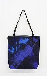 MOCAD Detroit Denim Tote Bag by Scott Reeder, $50