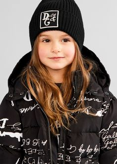 DOLCE & GABBANA FW 20/21 Dope Outfits, Kids Outfits, Black Leather Combat Boots, Dolce And Gabbana Kids, Snow Outfit, Black Joggers, Stylish Girl, To My Daughter, Kids Fashion