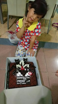 Kakak yaya's 4th birthday