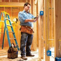 9 Tips for Easier Home Electrical Wiring | Cable, Tossed and Rigs
