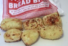 Domino's Bread Bites with Icing
