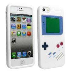 i3C Accessories (TM) Game Boy Gameboy Silicone Case For iPhone 5 5G 5TH White by i3C Accessories, http://www.amazon.com/gp/product/B009DDEP4M/ref=cm_sw_r_pi_alp_dlrdrb0CR9B92