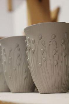 Dotti Potts Pottery-Pottery, fashion jewellery, earrings and rings   STUDIO