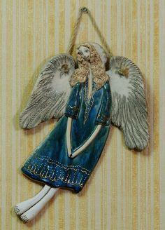 Clay Angel, Ceramic Angels, Archangel Gabriel, Doreen Virtue, Peter Paul Rubens, Principles Of Art, Angels Among Us, Albrecht Durer, Angel Art
