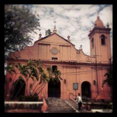 Iglesia de la Recoleta...Asunción Paraguay