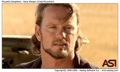 Craig McLachlan as Kane Morgan