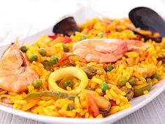 Paella au Thermomix - Cookomix